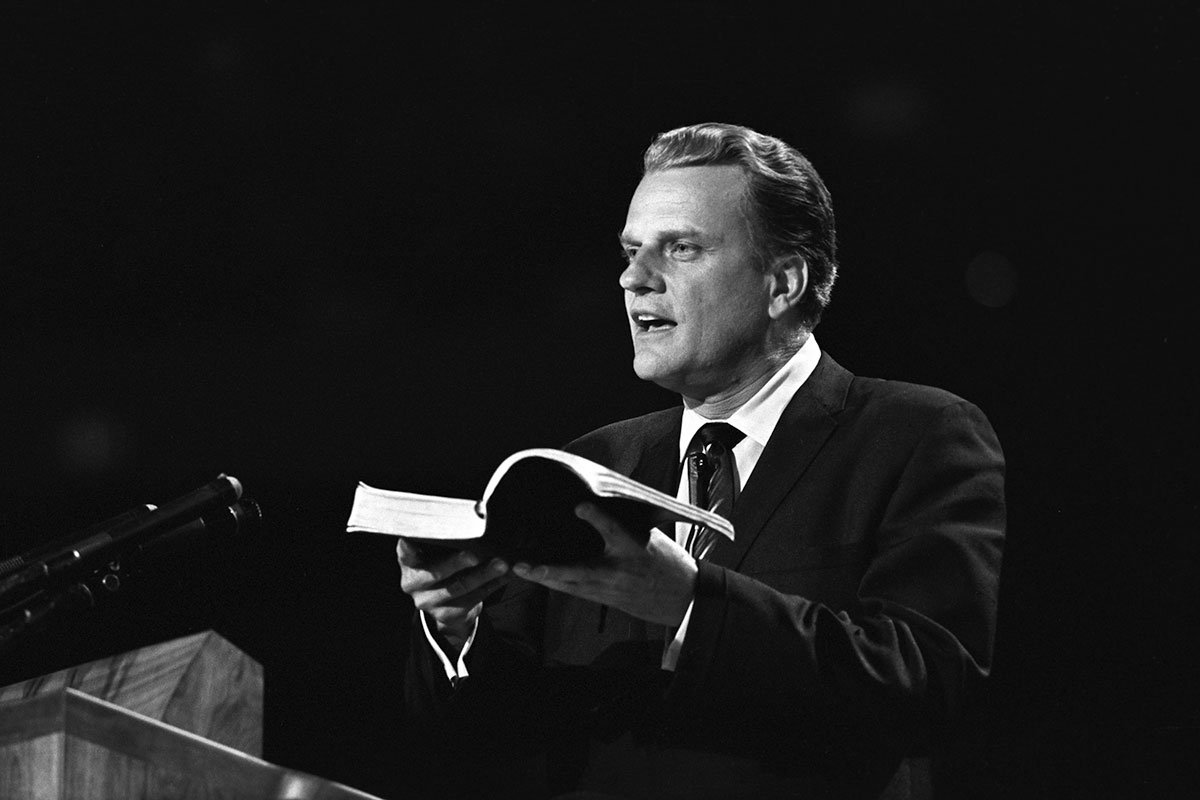 "The Architecture of Billy Graham's ""Threshold"" 1949 Los Angeles Revival"