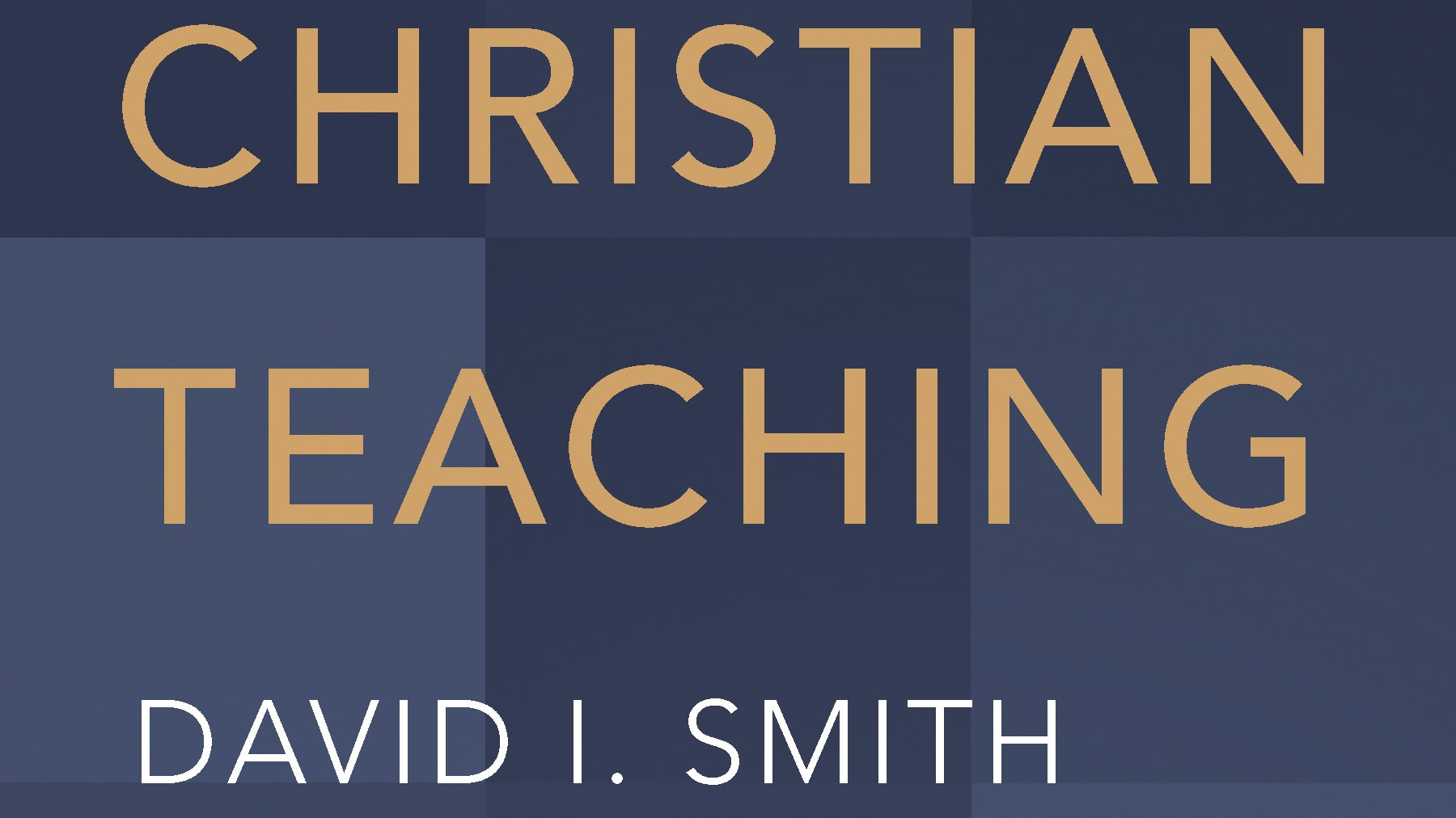 Excerpt: On Christian Teaching