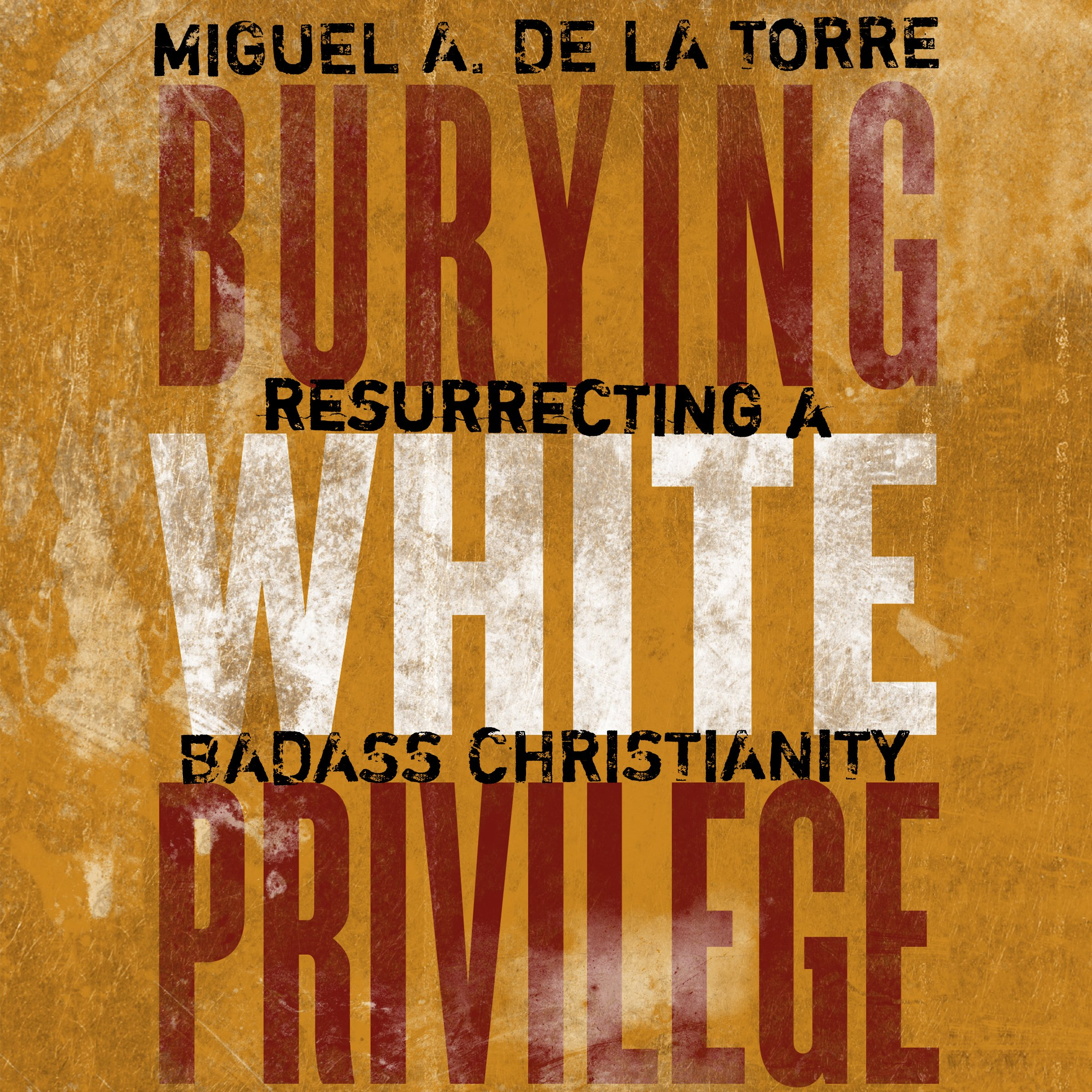 Now Hear This: Burying White Privilege