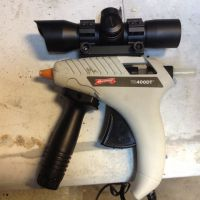 Tactical Glue Gun!