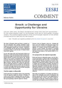 thumbnail of 2016-07 Brexit a Challenge and Opportunity for Ukraine EESRI-C-ENG