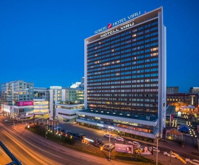 Soome abituriendid panid kinni terve Viru hotelli