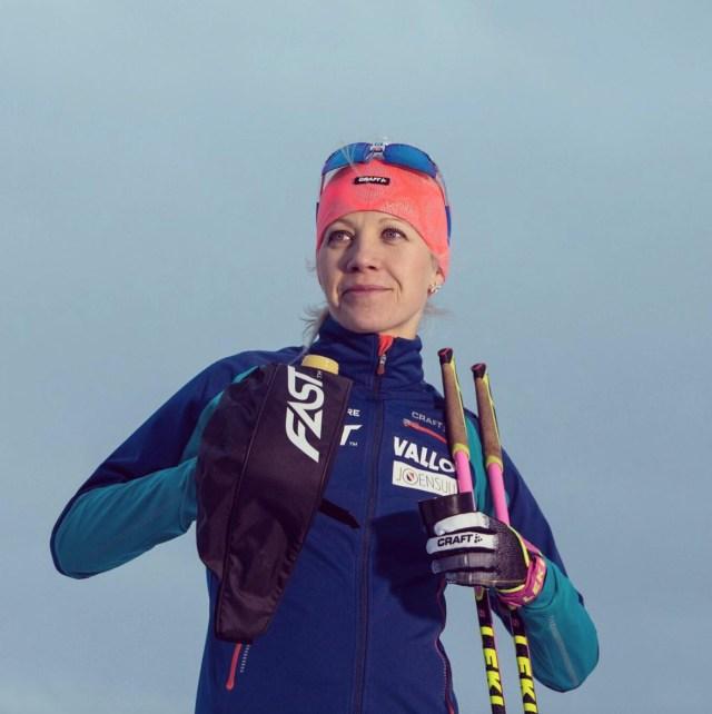 Kaisa Mäkäräinen võitis kaks kulda