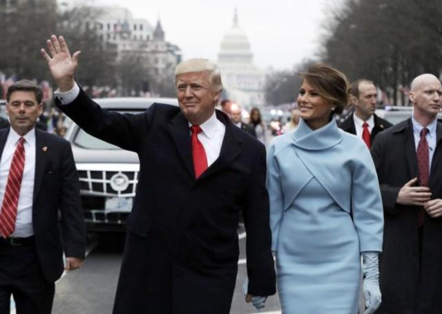 Trump: Koos teeme Ameerika suureks