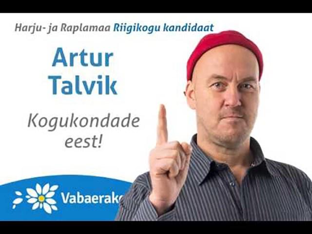 Artur Talvik soomekeelsele raadiole Eestis: Kaljulaidist on saamas PR-president