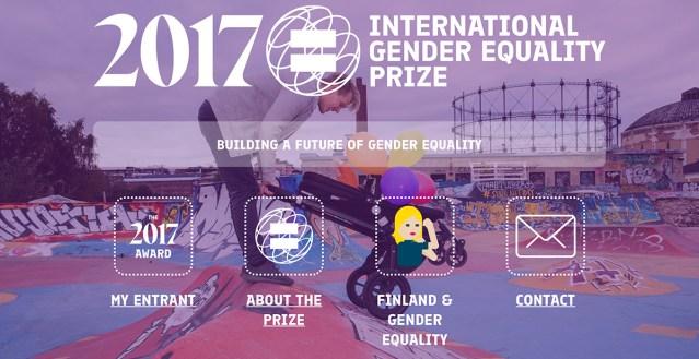 Soome otsib soolise võrdõiguslikkuse auhinna kandidaate