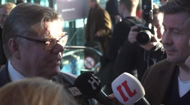 Timo Soini: jätkan ministri ja rahvasaadikuna