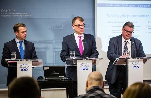 Soome valitsus kärbib toetusi, annab raha juurde teadusele ja politseile