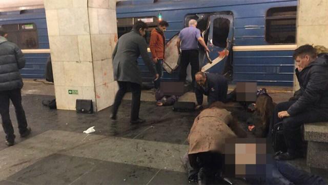 Peterburi plahvatuses hukkunute omastele makstakse üle 30 tuhande euro