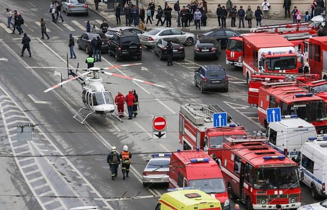 Soome ametivõimud jälgivad olukorda Peterburis