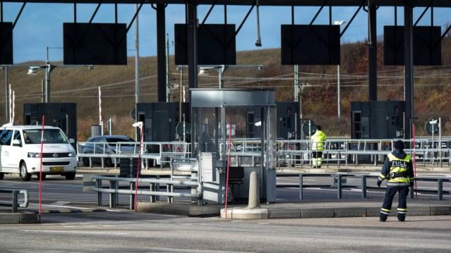 Rootsi taastab piirikontrolli