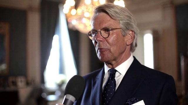 Soome ettevõtja: presidendivõimu piiramine oli viga