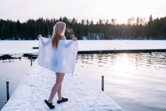 Soomes on sadu järvi, kus ei saa ujuda