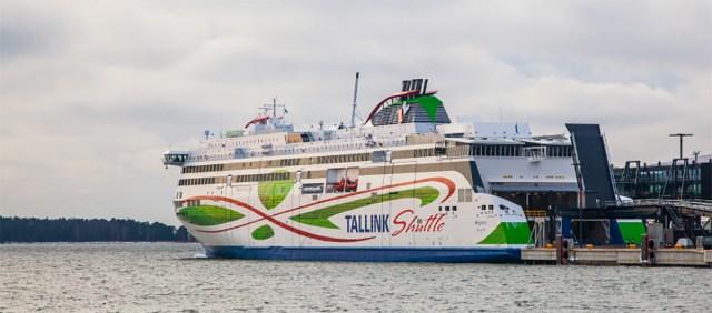 Reisijat tabas Tallinki laeval terviserike, laev pöördus tagasi sadamasse