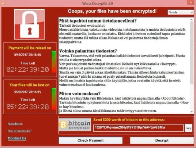 KUUM: Uus suur küberrünnak Hiinas, kahjustatud sadu tuhandeid arvuteid