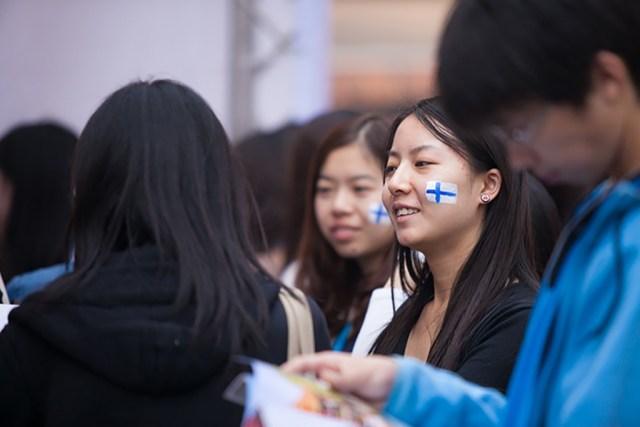Soome oodatakse aastas miljonit Hiina turisti