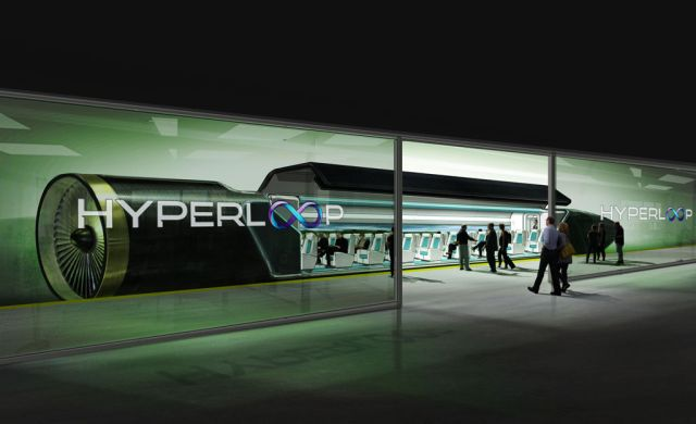Helsingi ja Tallinna vahele kavandatakse hyperloop-ühendust