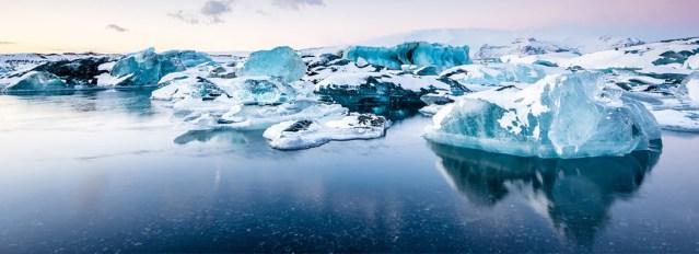 Kliimamuutus võib tuua Soome jääaja