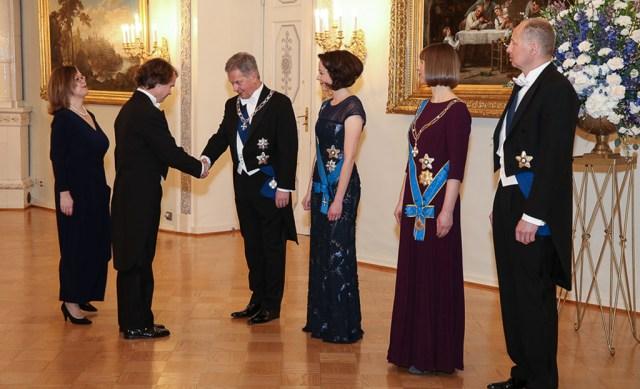 Soome president on samuti 10. juunil Tallinnas