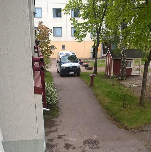 Eestineni lugeja edastab: Vantaal oli suur haarang ja tulistamine