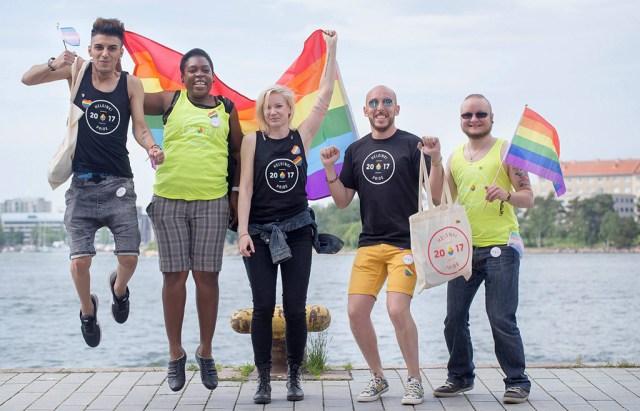 Helsingi pride-rongkäigule järgneb pride-öö