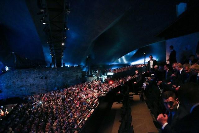 Putin ja Niinistö vestlesid veel ooperi vaatamise ajal, Putin lahkus vastu ööd