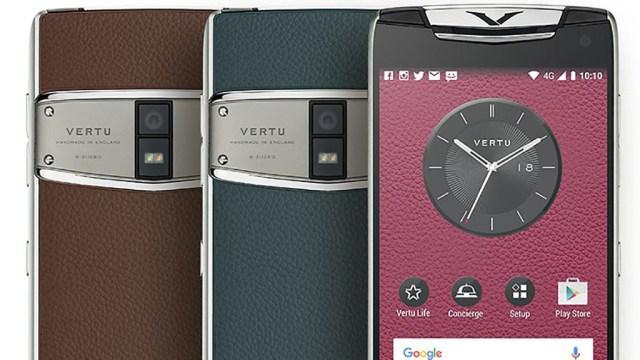 Kunagi Nokia poolt asutatud Vertu läheb likvideerimisele