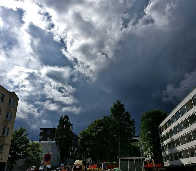 Soomes täna oodata äikest ja vihma
