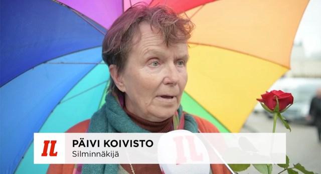 Soome naised võtsid pussitatud naise lapse oma hoole alla