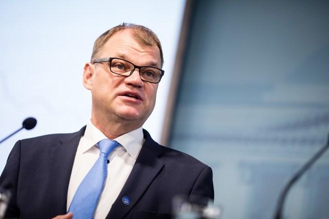 Peaminister Juha Sipilä uusaastatervitus