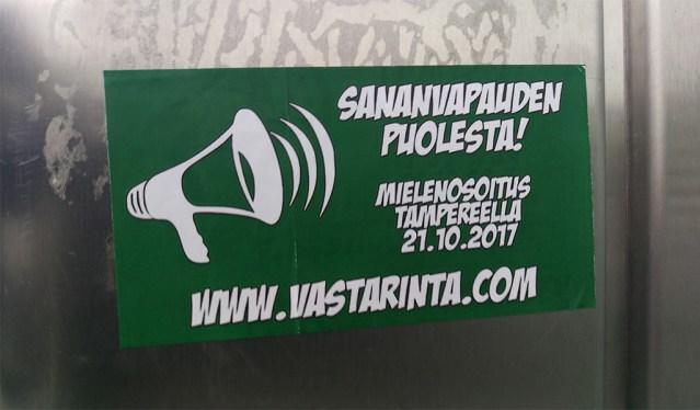 Soome kohus otsustas likvideerida kaks rahvuslikku rühmitust
