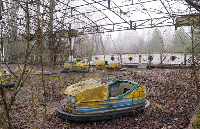 Teadlased: Tšernobõlist poleks pidanud inimesi evakueerima