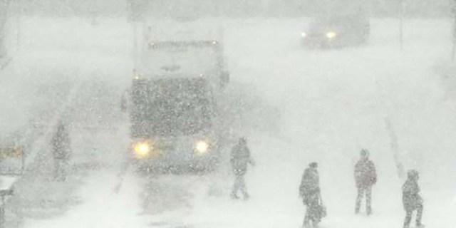 Ettevaatust: Soome jõuab võimas lumetorm