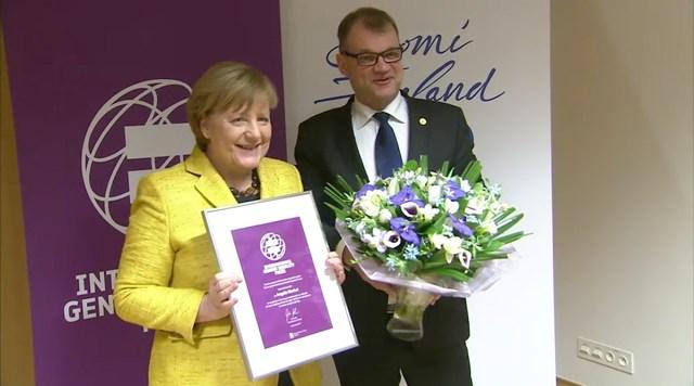 Soome võrdõigusauhinna raha läheb naistele Nigeerias
