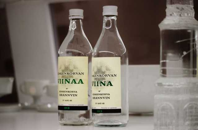 Soome alkohol jätkab võidukäiku välismaal