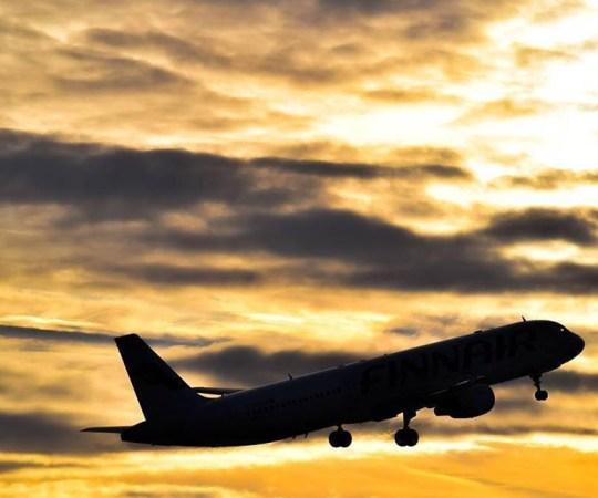 KUUM: Helsingi-Vantaal oli öösel lennukatastroofi oht