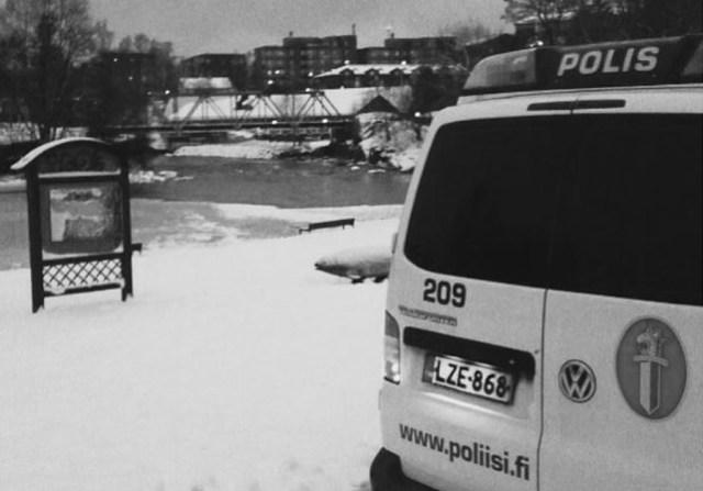 Helsingi politsei kiidab tundmatuks jäänud heategijat, kes päästis inimese elu