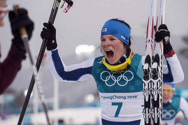 Pärmäkoski: tulin olümpiale ühe medali järele, aga sain kolm