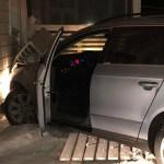 Eestlane sõitis Soomes autoga purjus peaga vastu majaseina