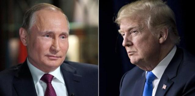 Trump jätab ära kohtumise Putiniga