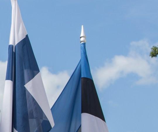 Soome ja Eesti dipolomaatiliste suhete sisseseadmisest möödub 100 aastat