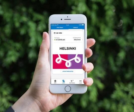 Helsingi, Tallinna ja Tartu ühisprojekti e-Ticketing otsitakse testijaid