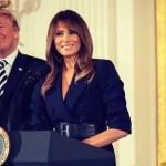 Donald ja Melania Trump lasid end vaikselt juba jaanuaris koroona vastu ära vaktsineerida