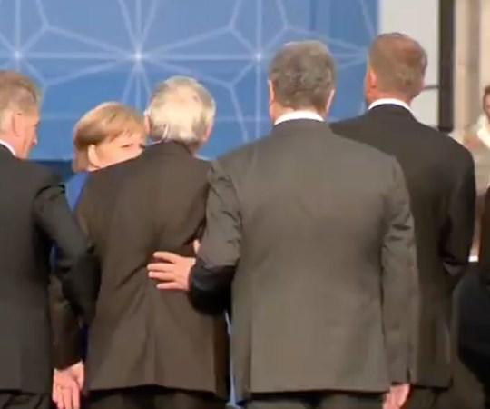 Mis siin toimub? Junckeri käitumine võttis sõnatuks
