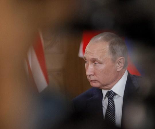 Raamat paljastab: ühel soome mehel on otseühendus Putini juurde