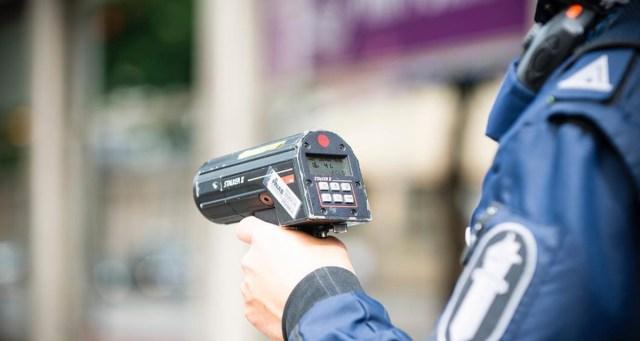 Ettevaatust: Soome politsei mõõdab 24 tunni jooksul teedel kiirust