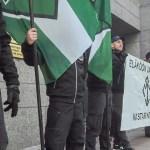 Ärakeelatud Põhjamaade vasturinne korraldas Helsingis meeleavalduse – kuidas oli see võimalik?
