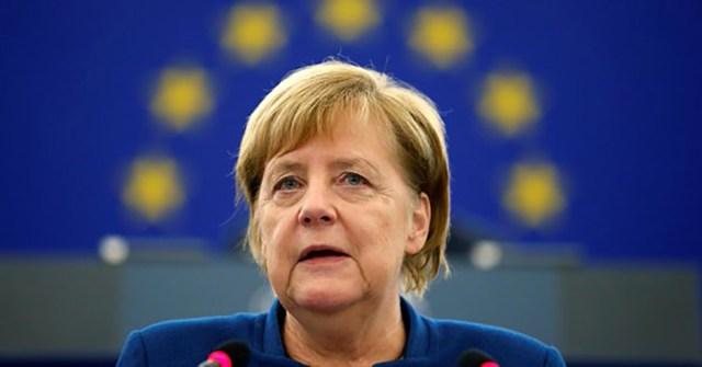 Merkel tegi ettepaneku luua Euroopa armee