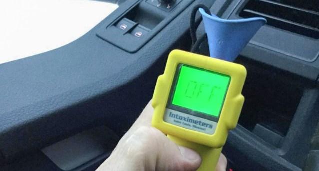 Soomes puhus autojuht 6,5-promillise joobe