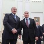 KUUM: Lukašenka kutsus Putini omale Valgevenesse appi